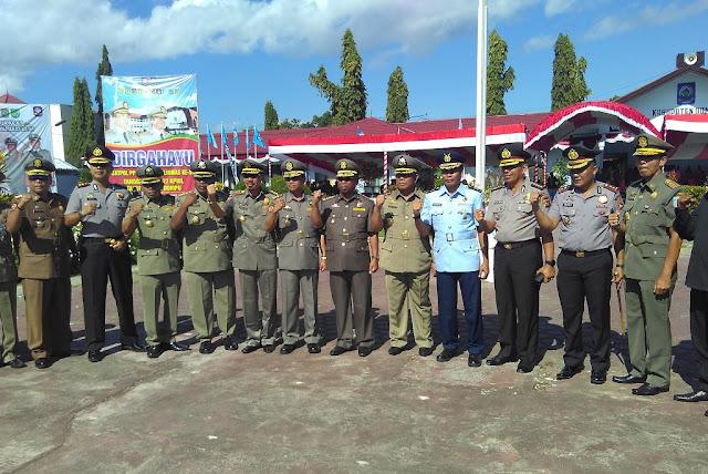 Wagub : POL PP Kawal Kondusifitas Daerah