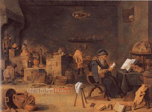 Simya Nedir? Kısaca  (Alchemy) (Simyacı) Özet Bilgiler