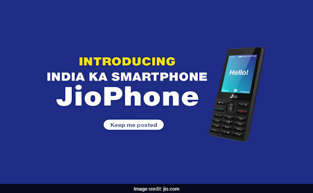 Reliance jio Feature Phone (Jio Phone): Single SIM will be, will not be WhatsApp, know five essential things