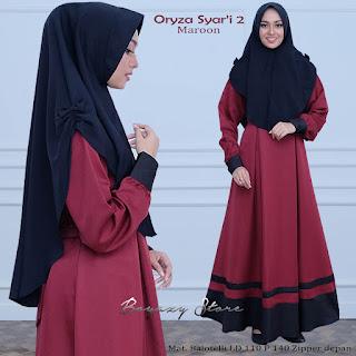 Oryza Syar'i by Boyazy