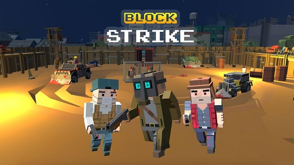 Download Block Strike Android Apk Mod Game