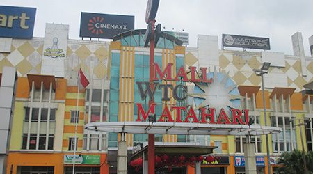 Jadwal Cinemaxx Mall WTC Matahari Serpong