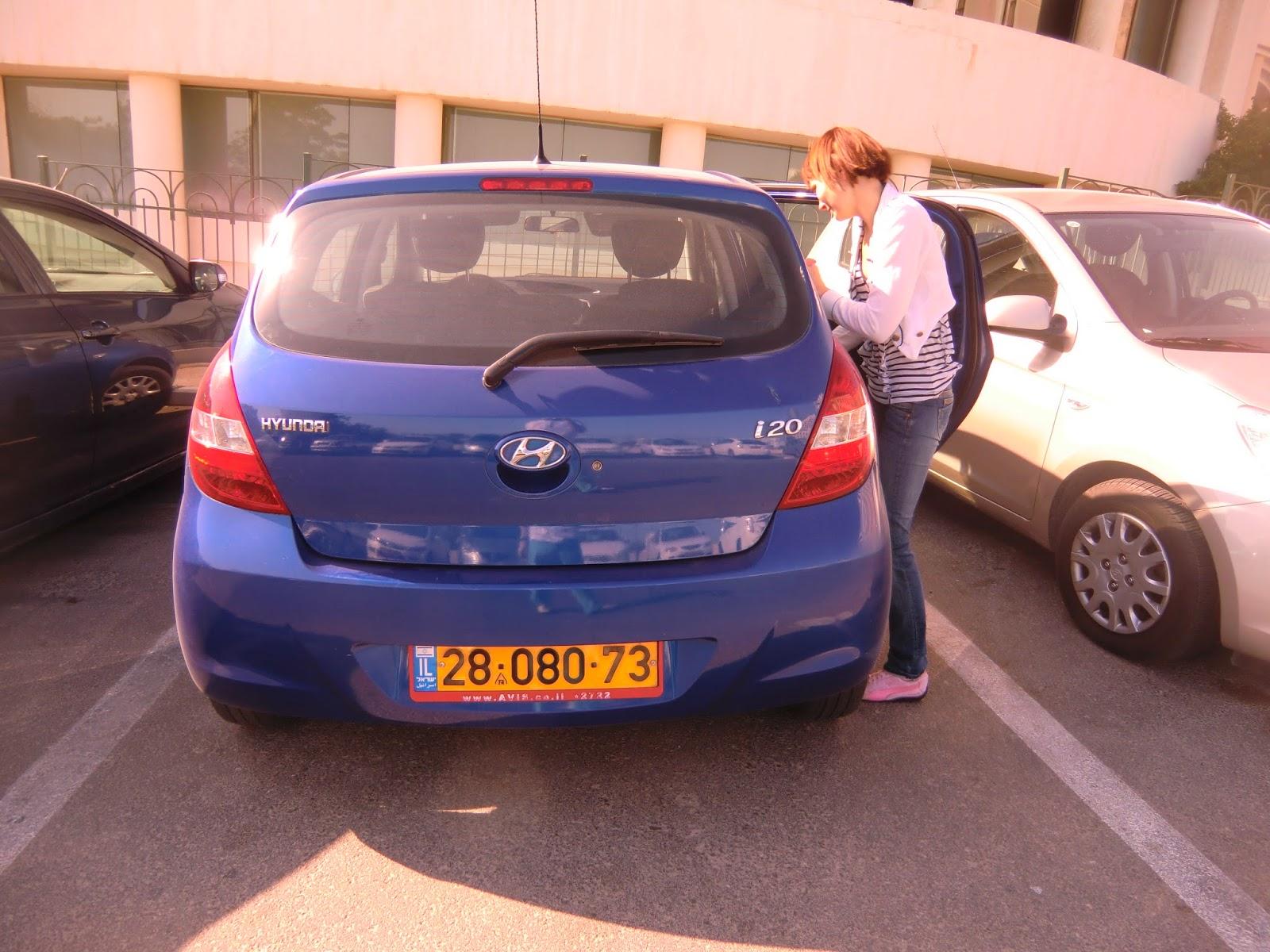 Hyundai-i20-Israel