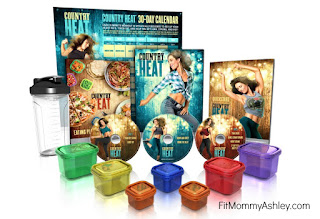 country heat, program, base kit, containers, shakeology, workout, fitness, cardio, beachbody, coach, nutrition