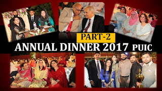 Annual Dinner 2017 Part 2, Institute of Chemistry, University of the Punjab, Lahore
