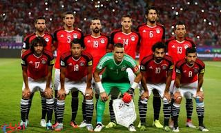 منتخب مصر في مواجهة منتخب الكويت في مباراة ودية مايو المقبل