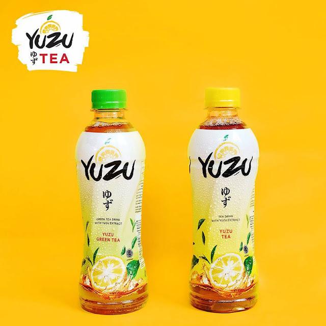 Khasiat Minuman Buah Yuzu