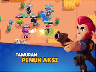 Brawl Stars Mod Apk for Android from Supercell