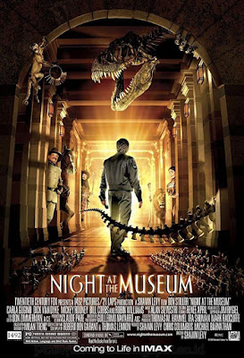 Sinopsis film Night at the Museum (2006)