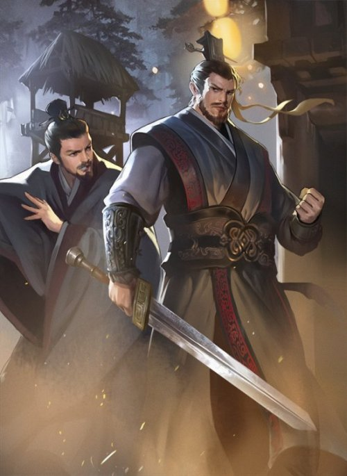 LI qian artstation arte ilustrações fantasia estilo chinesa games