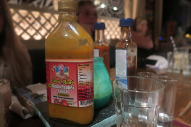 Turtle Bay Bajan Pepper Sauce