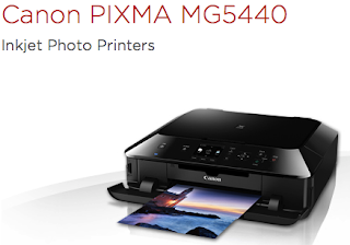 Canon PIXMA MG5440 Printer Drivers Download