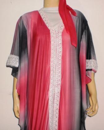Grosir Baju Muslim Murah Online Tanah Abang: Maxi Dress ...