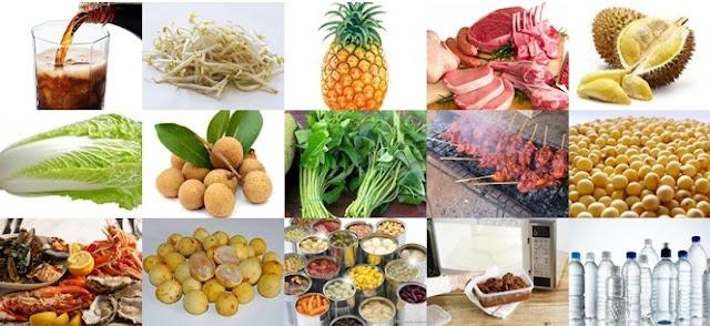 Ini Nih Beberapa Pantangan Makanan Bagi Penderita Kista