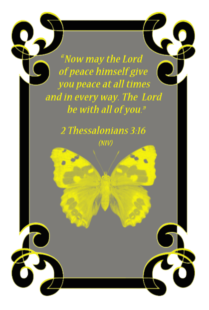 Christian Clip Art Book Thessalonians 2