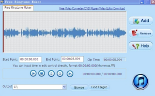 free ringtone maker download for pc
