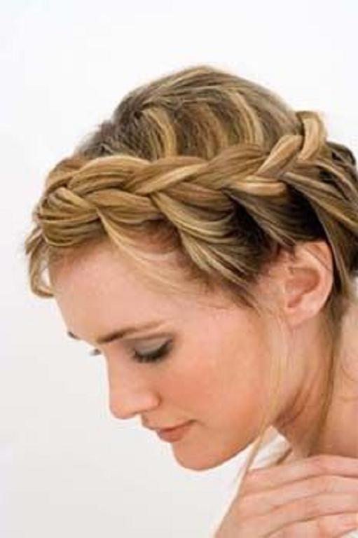 Fotos de peinados recogidos para fiestas elainacortez for Imagenes semirecogidos