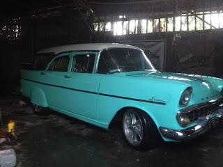 Cakep Bener Nih Holden Klasik Wagon-nya..Holden EK61 Station Wagon