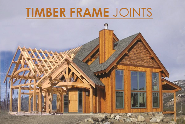 How To Make Timber Frame Joints - Electrical and Joinery Tips