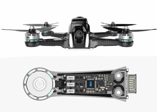 Draco-drone