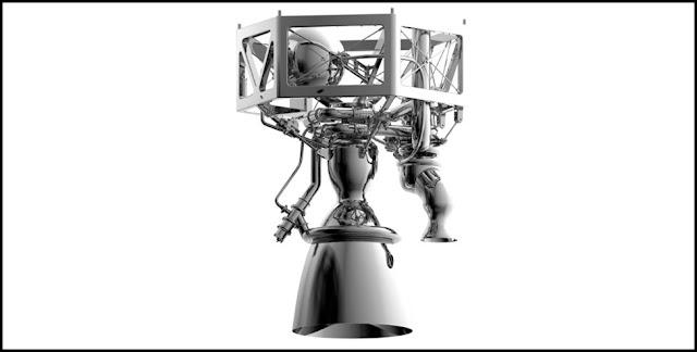 Prometheus engine. Credit: Airbus