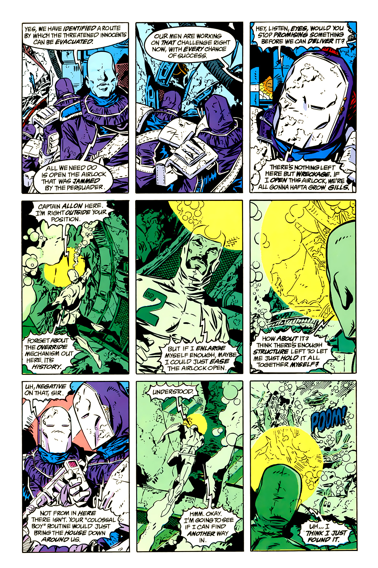 Legion of Super-Heroes (1989) 13 Page 3