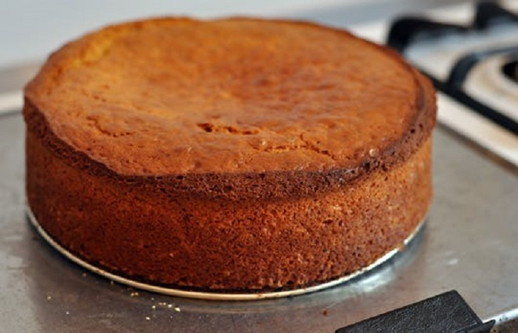 WEEKEND SPECIAL: SIMPLE AND HEALTHY YOGURT CAKE RECIPE