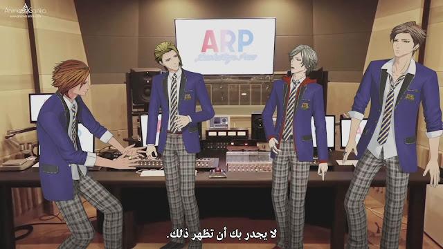 انمى ARP Backstage Pass مترجم أونلاين كامل تحميل و مشاهدة