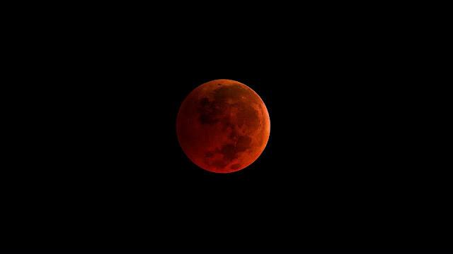 Así ha sido el eclipse de la superluna azul Superluna-sangre-azul