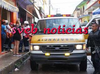 Ejecutan a dueño de taqueria en el centro de Misantla Veracruz