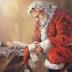 Facebook censura imagem de Papai Noel ajoelhado diante do Menino Jesus
