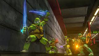 Teenage Mutant Ninja Turtles Full Version game