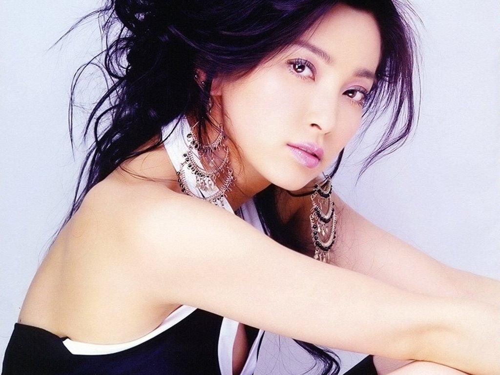 Chinese Celebrity Li Bing Bing