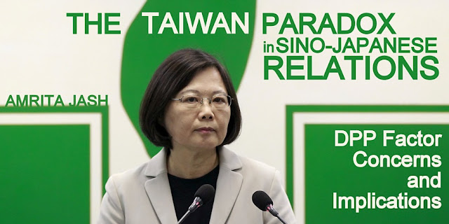 OPINION | The Taiwan Paradox in Sino-Japanese Relations: DPP Factor, Concerns and Implications