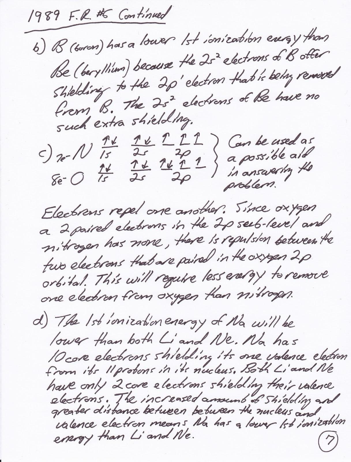 Mr Brueckner S Ap Chemistry Blog 17 Chapters 6 And
