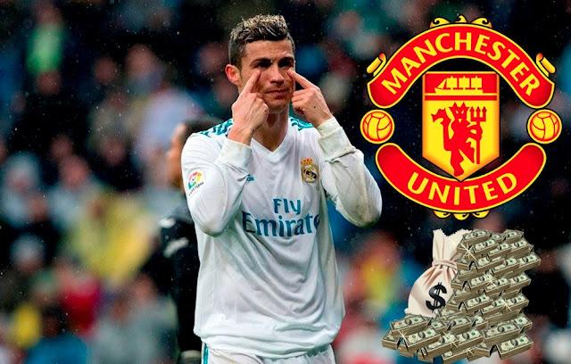 Cristiano Ronaldo quiere irse al Manchester United