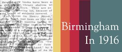 Birmingham in 1916