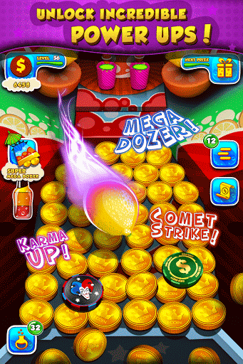 Soda Dozer: Coin Pusher Mod APK