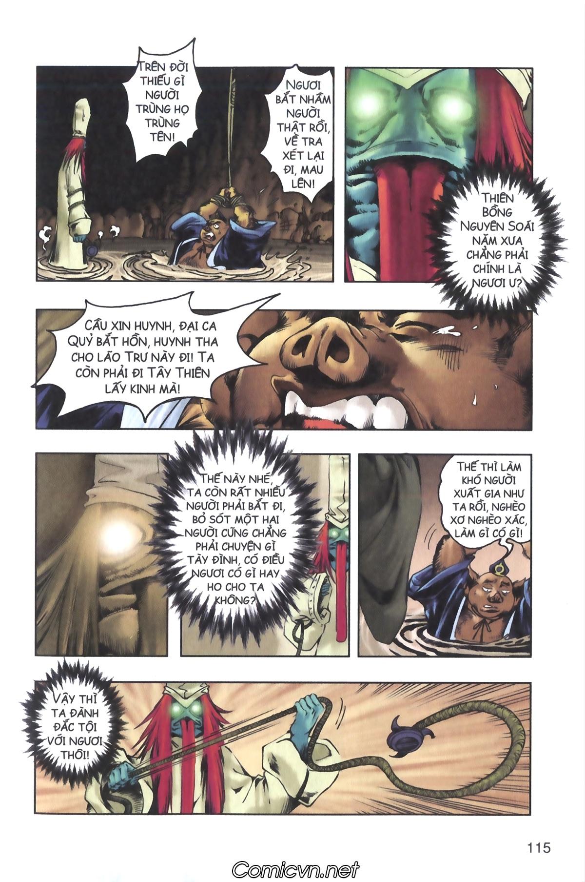 Tây Du Ký màu - Chapter 122 - Pic 3