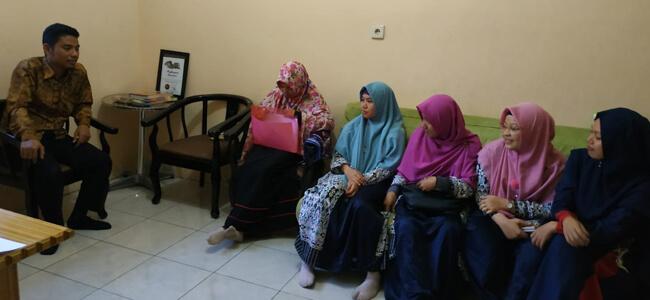 Rapat TK Syarif Ar-Rasyid