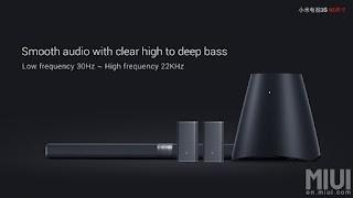 Mi TV 3S - Televisão 4K barata da Xiaomi