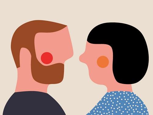 ilustraciones modernas por Anna Kövecses | creative line drawings, cool stuff, pictures | imagenes bellas chidas, dibujos bonitos hermosos, amor