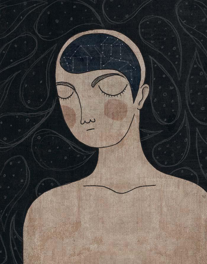 Ilustración de Mayra Arvizo