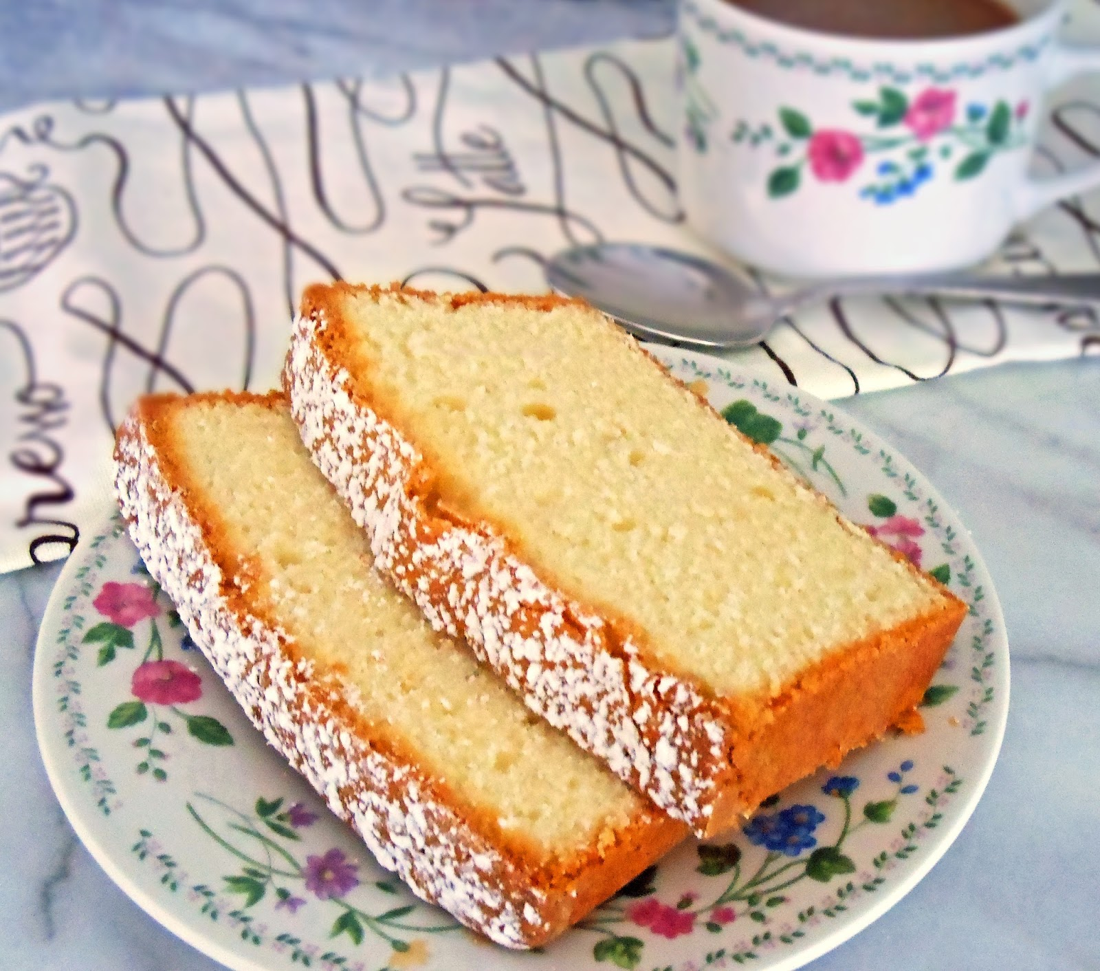 My Cookie Clinic Sour Cream Pound Cake Southern Sweet