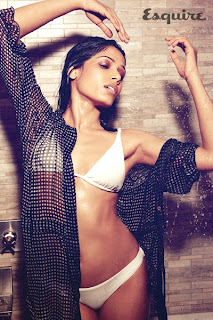 Freida Pinto's sexiest photoshoot for Esquire