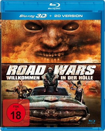 Road Wars 2015 Dual Audio Hindi 720p BluRay 800mb