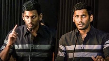 Vishal's Biggest Announcement on PIRACY! | Thupparivaalan | Mysskin, Simran, Andrea | TN 220