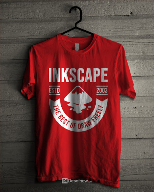 T-Shirt Mockup XCF Gimp Free Download
