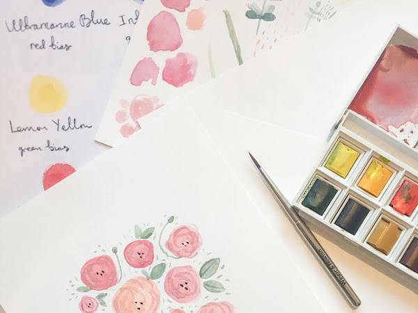 WATERCOLOURS WORKSHOP