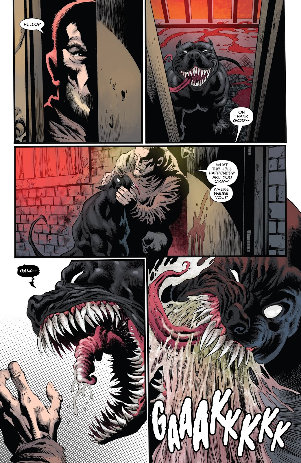 Read online Web of Venom: Unleashed comic -  Issue # Full - 26